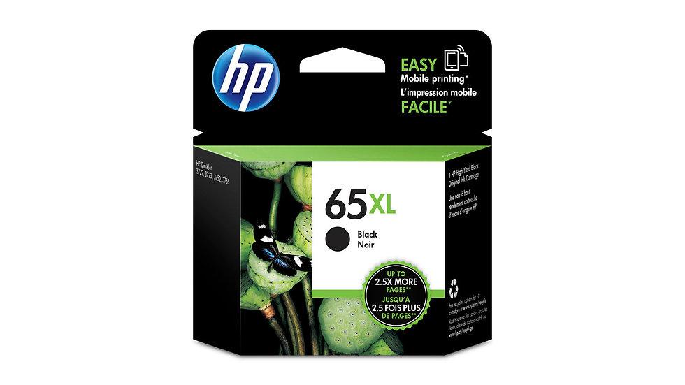 HP 65XL Black Original Ink Cartridge (N9K04AA)