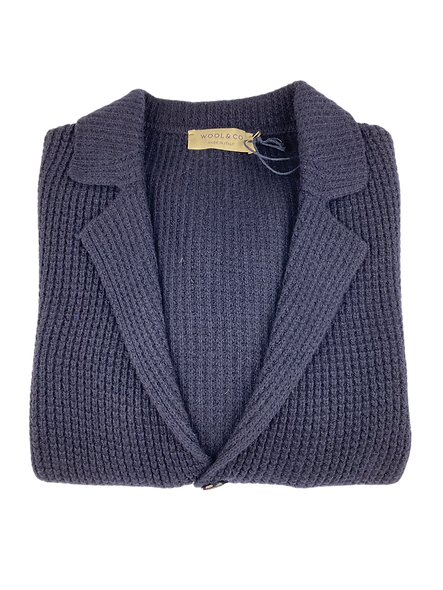 Wool & Co Vest Knit