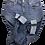 Thumbnail: Tramarossa Denim Black Stretch Grey