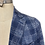Thumbnail: CIRCOLO 1901 CN3042MP Giacca Blauw Ruit