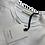 Thumbnail: Wool & Co 6012 Trui Korte Mouw wit
