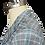 Thumbnail: CIRCOLO 1901 CN3050 Giacca Grey/Blue