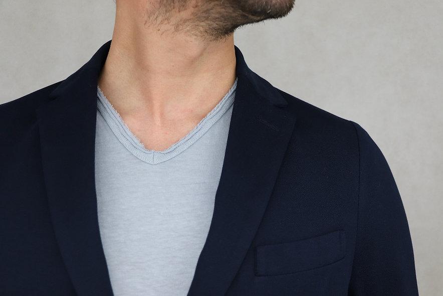 Wool & Co shirt grijs