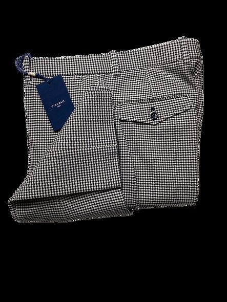 CIRCOLO 1901 CN3003 Pantalone NERO