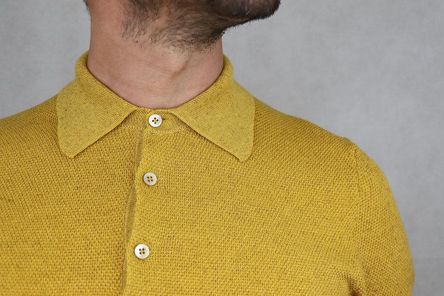 Circolo polo Yellow