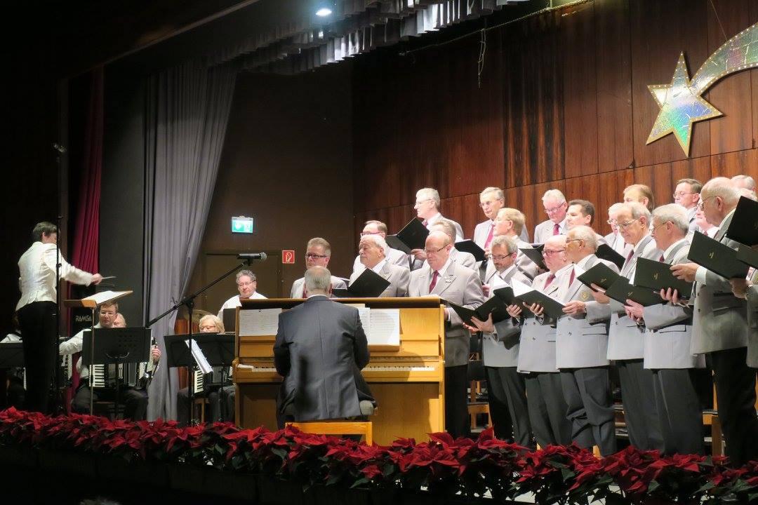 MGV Wesseling Weihnachten 2016