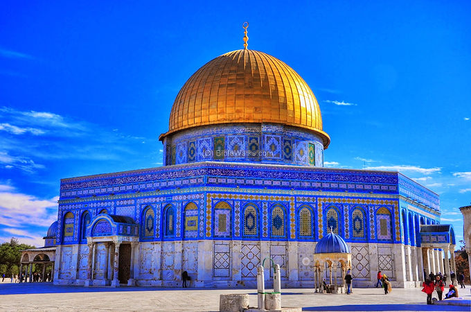 shrishti-holidays-Israel-Temple-Mount-Do
