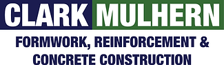 Clark Mulhern Construction Logo & Text