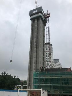 Lift Core Slipform
