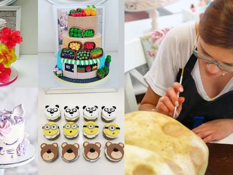 Conviértete en un Cake designer