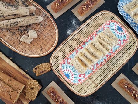 Aprende pastelería saludable junto a una chef reconocida internacionalmente