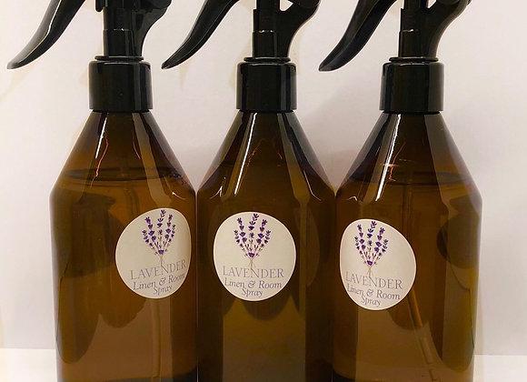 Linen & Room Spray Lavender