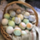 ._Sunday full of bath bombs!_._A perfect