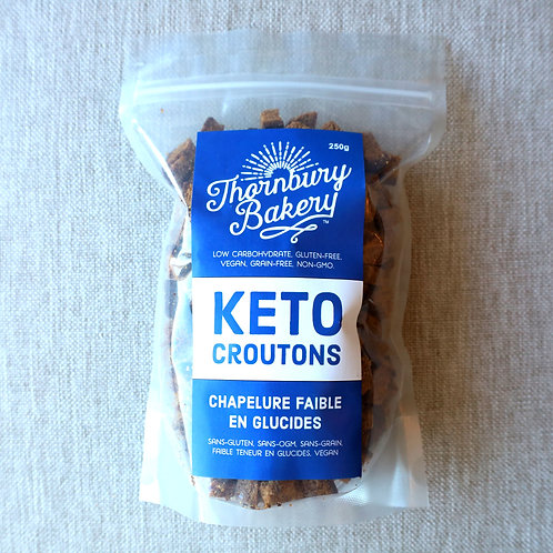 Keto Croutons