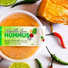 Chipotle Yam Hummus