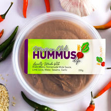 Mexican Chili Hummus