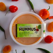 Apricot Chili Hummus