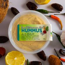 Sweet Moroccan Heat Hummus