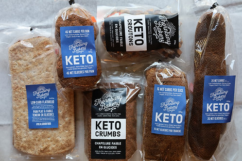KETO BREAD LOVERS BOX