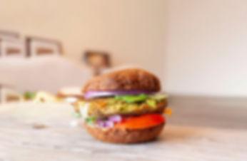 Keto Low Carb Burger
