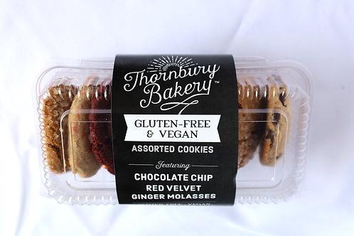 Assorted Cookies - GF & Vegan (8 Pack)