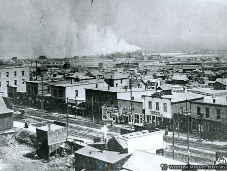 History of Butte, MT