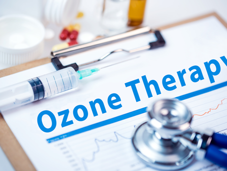 The Power of Ozone Therapy