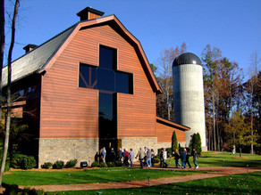 The Billy Graham Library in Charlotte, North Carolina