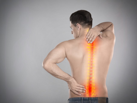 5 Ways to Eliminate Back Pain at Home