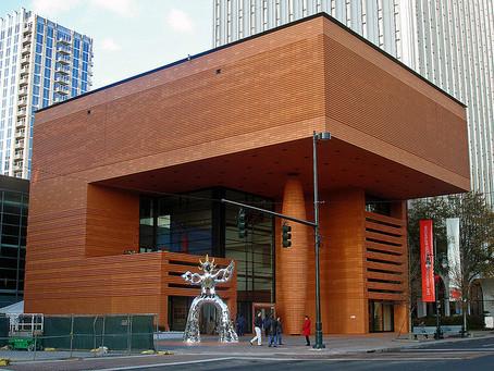 The Bechtler Museum Of Modern Art In Charlotte, NC