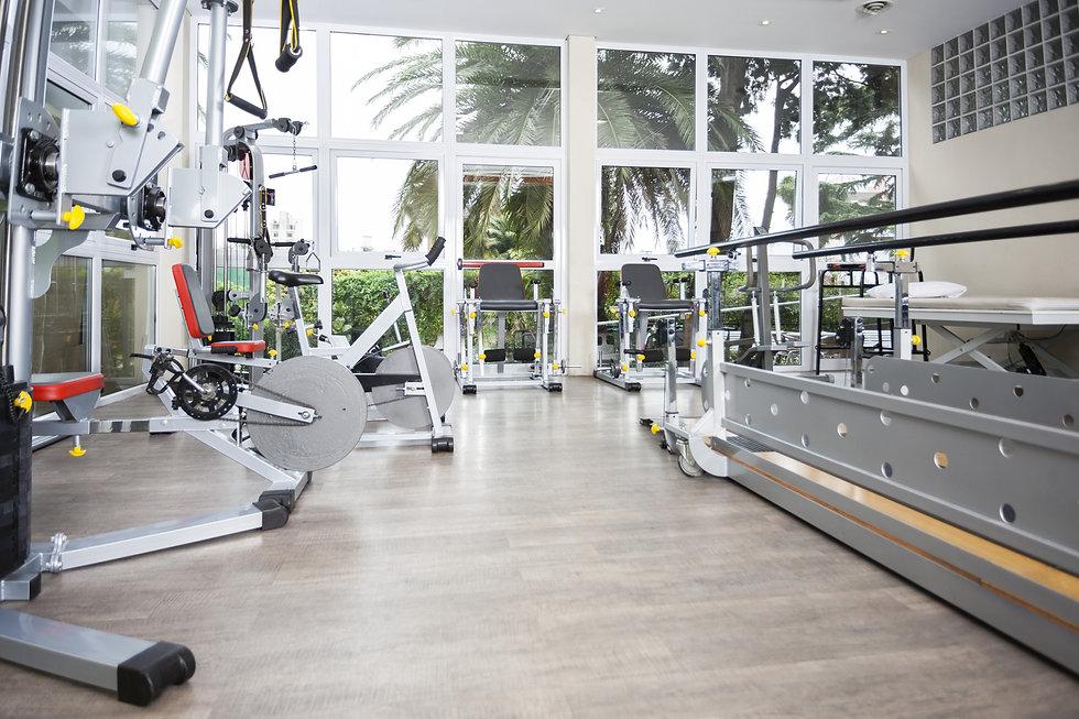 Exercise Equipment Of Rehab Center.jpg