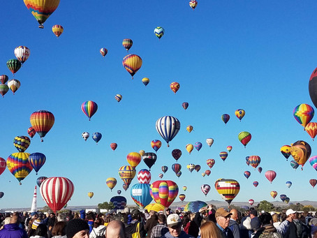 Why You Need to Visit The Albuquerque Balloon Fiesta