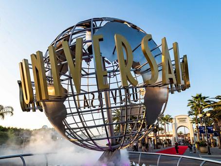 Universal Studios In Los Angeles
