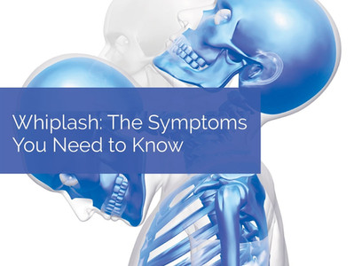Whiplash: The Symptoms You Need to Know