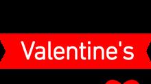 Jetzt an den Valentinstag denken