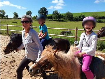 A poney! Equitation adaptée
