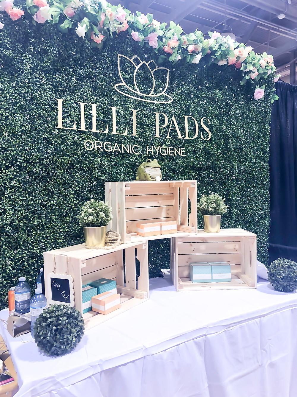 lilli pads, organic feminine hygiene products, that single mom, that single mom charlene lizette, toronto blogger