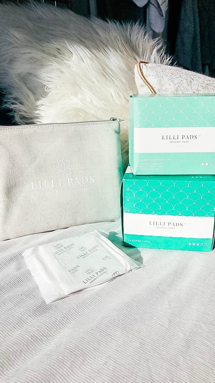 lilli pads, organic feminine hygiene, toronto blogger, that single mom, that single mom charlene lizette