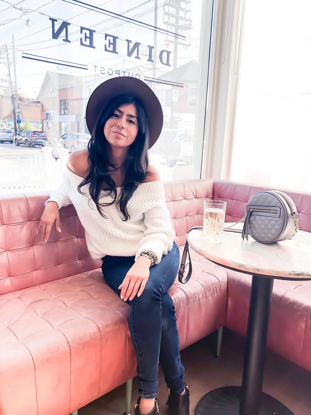 that single mom, that single mom Charlene Lizette, Dineen Outpost, Toronto Blogger, Toronto Actor
