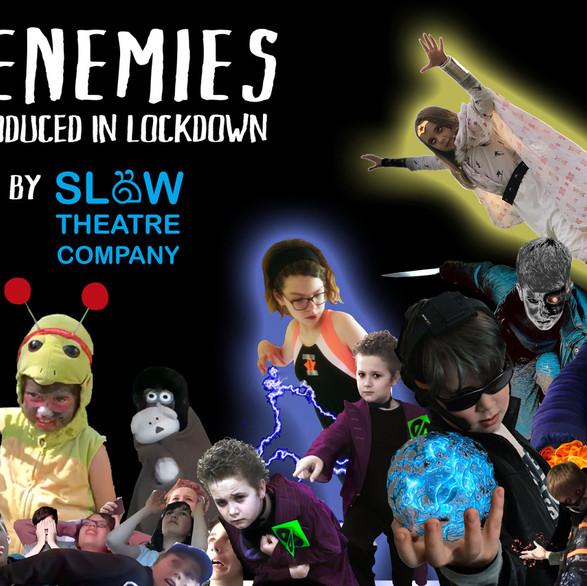 2020 Lockdown short film made, through zoom, with Wymondham Children & Youth Company