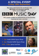 """Slow partnered with BBC Introducing to bring music to the housing blocks in Suffolk Square. People stopped still in their tracks to hear the music. A local resident said """"I can't belive this is happenign here"""" a sentiment we heard a lot here."""