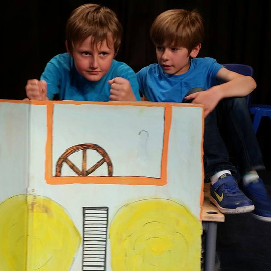 Wymondham Mini's end of year devised show 2015