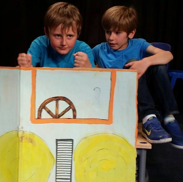 Wymondham Mini's end of year devised show 2015