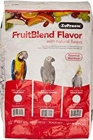 Zupreem Fruitblend 17.5lbs