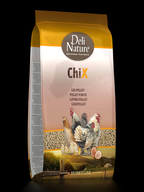 Deli Nature ChiX Laying Pellet 4kg