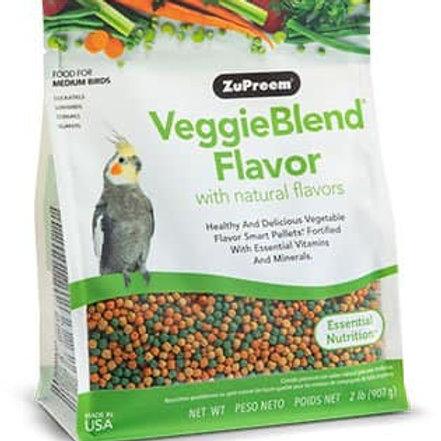 Zupreem VeggieBlend M 2lb