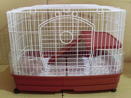 Rabbit Cage F21 with pull out tray