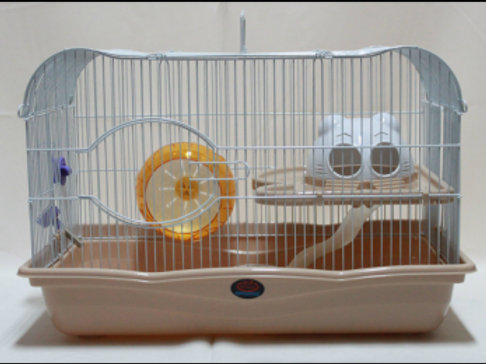Hamster Cage M031