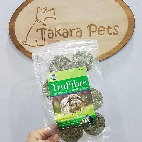 TruFibre Alfalfa Hay Cakes