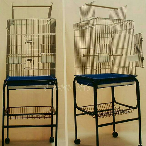 Open Top Cage With/ Without Stand